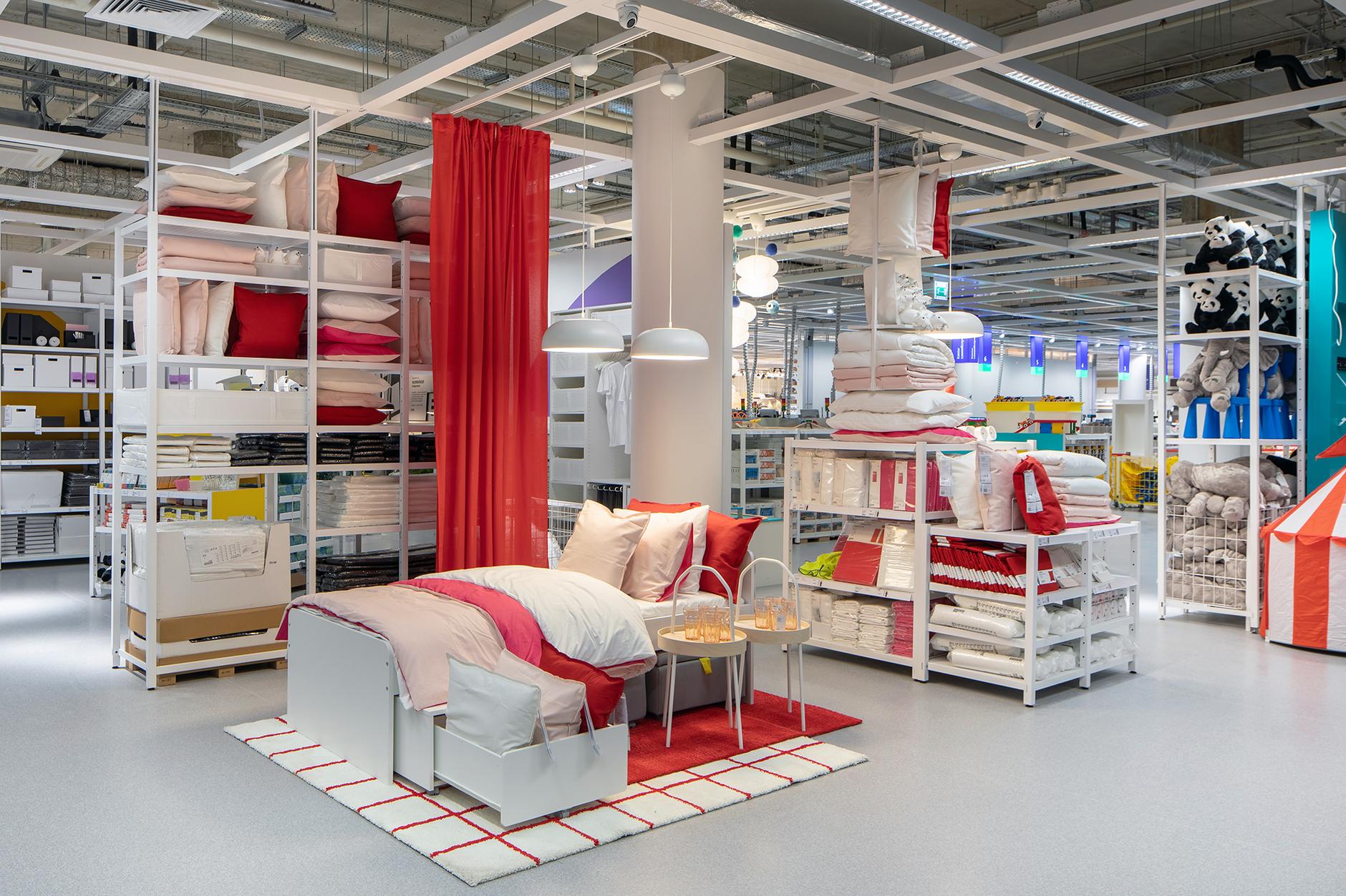 Открылся первый магазин ИКЕА в черте города (галерея 4, фото 2)