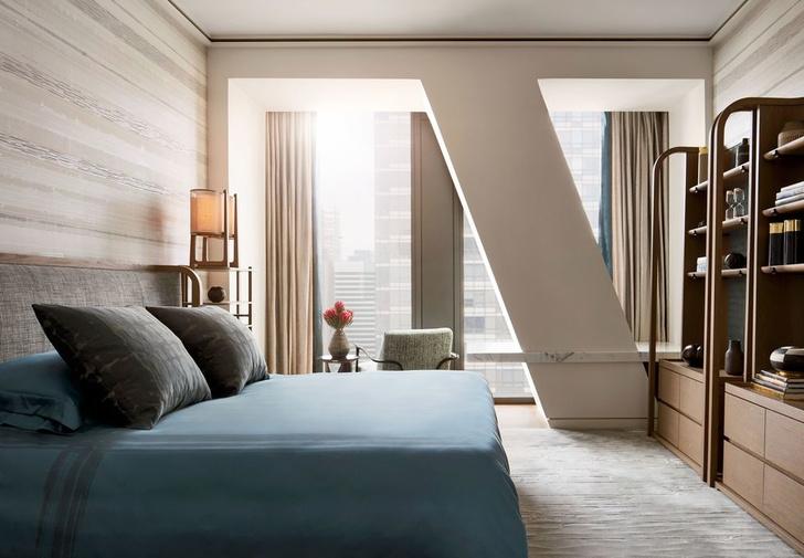 Апартаменты в доме по проекту Жана Нувеля в Нью-Йорке (фото 6)