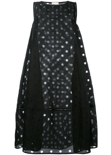 Платья в горошек: стильные горошки возвращаются в моду   галерея [1] фото [2]