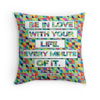 Подушка, Quote cushion by Didi Kasa.
