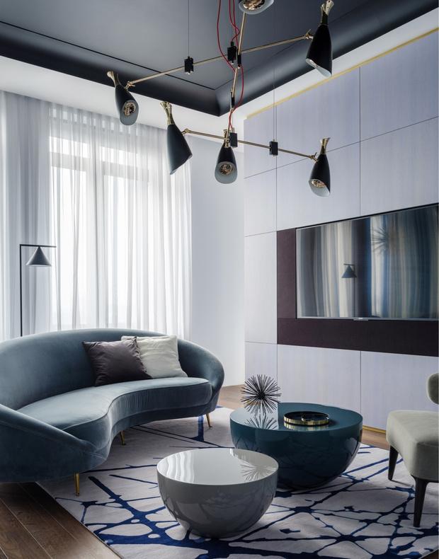 Легкое дыхание: квартира 90 м² в Москве (фото 7)