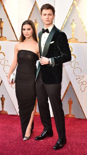 Рука об руку: самые красивые пары «Оскара-2018» (фото 19)