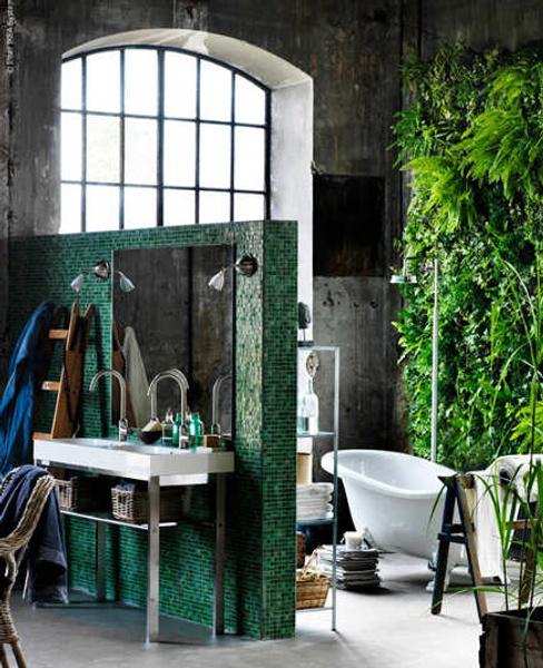 Ванная комната, ИКЕА