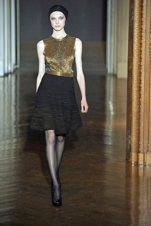 Показ Christian Lacroix коллекции сезона Осень-зима 2009-2010 года haute couture - www.elle.ru - Подиум - фото 87355