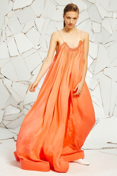 Stella McCartney представила новую круизную коллекцию | галерея [1] фото [1]