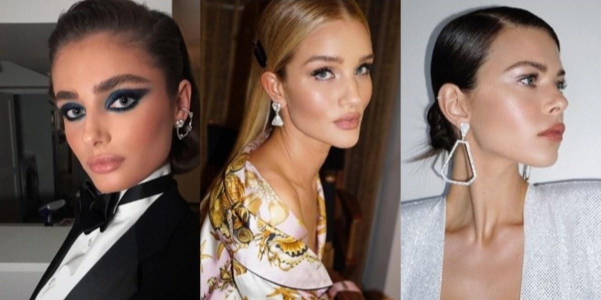 Для «Оскара» и не только: 12 вариантов красивого вечернего макияжа