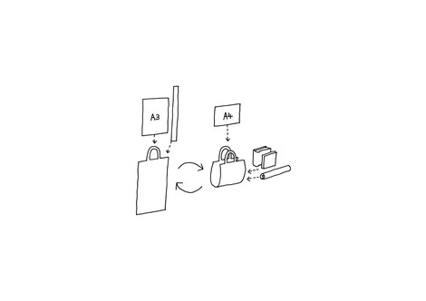 Tod's представил идеальную сумку для архитекторов   галерея [1] фото [1]