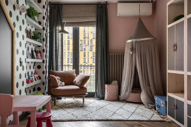 Квартира дизайнера Майи Баклан в Киеве (фото 15)