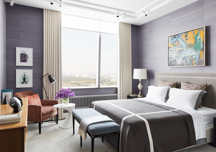 Полет фантазии: квартира в московском небоскребе (фото 9)