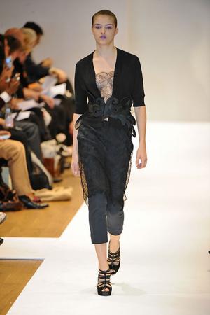 Показы мод Modernist Весна-лето 2009 | Подиум на ELLE - Подиум - фото 3334