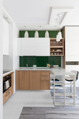 Идеальный баланс: квартира 38 м² для двоих  в Москве (фото 5.1)