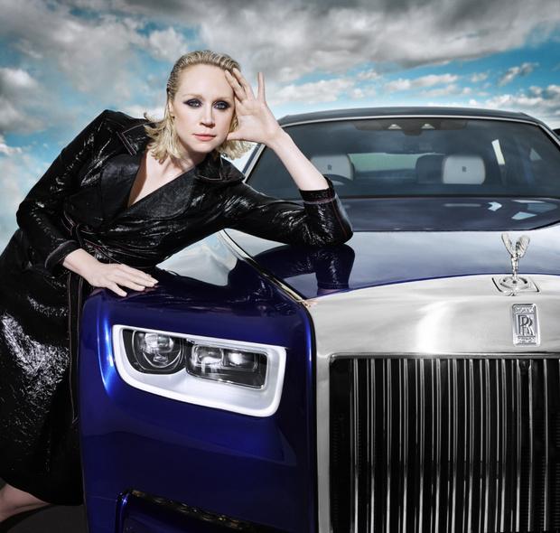 Ранкин снял Гвендолин Кристи в мини-фильме, посвященном Rolls-Royce (фото 1)