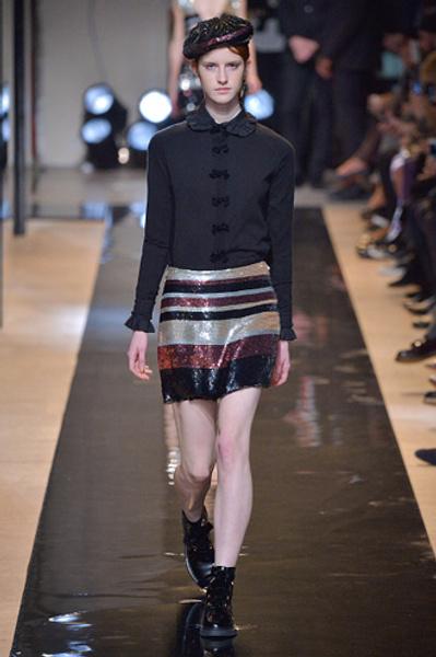 Неделя моды в Париже: показы Alexander McQueen и Paul & Joe ready-to-wear осень — зима 2015-2016 | галерея [2] фото [7]