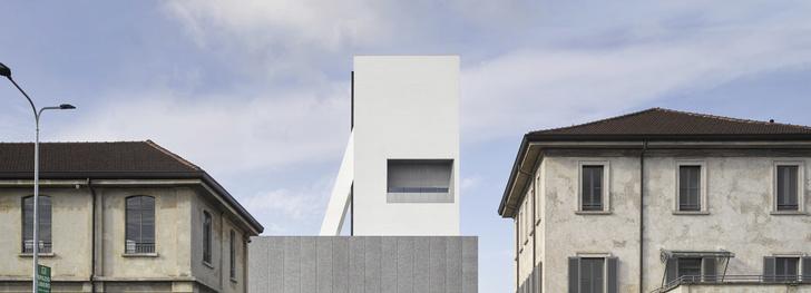 Новое здание Fondazione Prada в Милане откроется в апреле (фото 2)