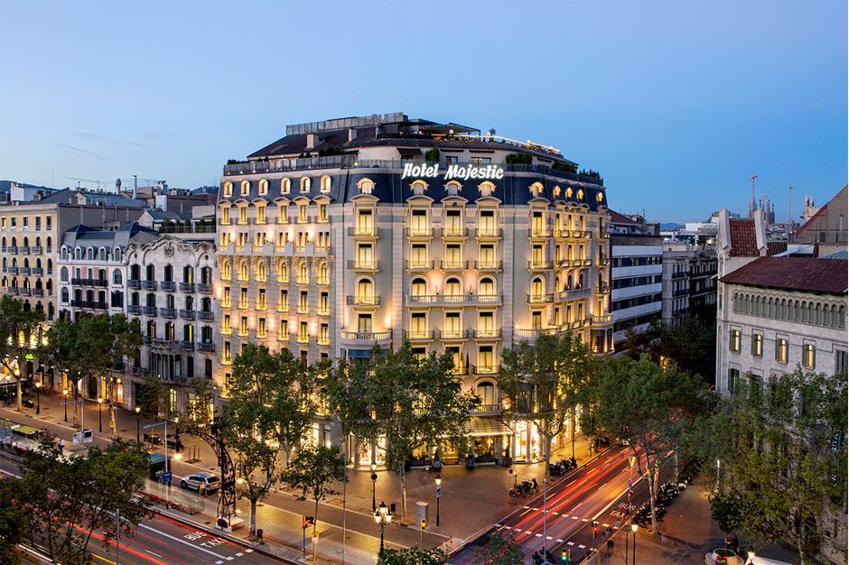 7. Majestic Barcelona, Барселона, Испания