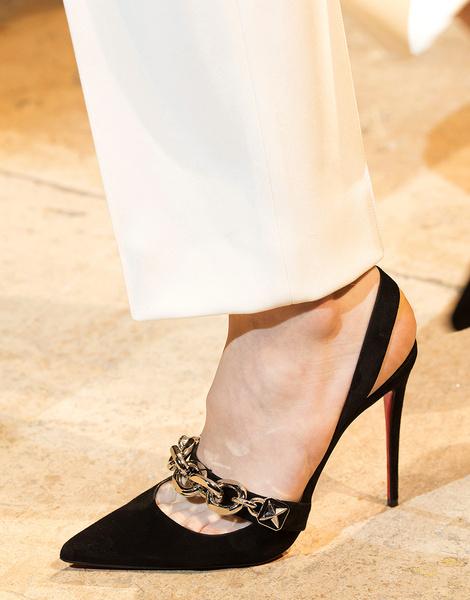 Итоги Недель моды: самая красивая обувь | галерея [3] фото [1]