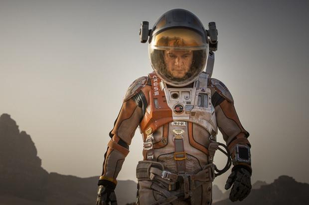 Просто космос: интерьеры из фильма   «Марсианин» (фото 0)