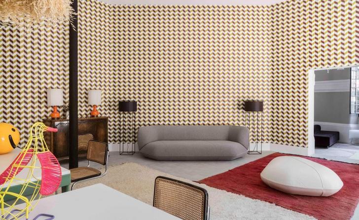Casa Fortunato: яркий отель в Лиссабоне (фото 0)