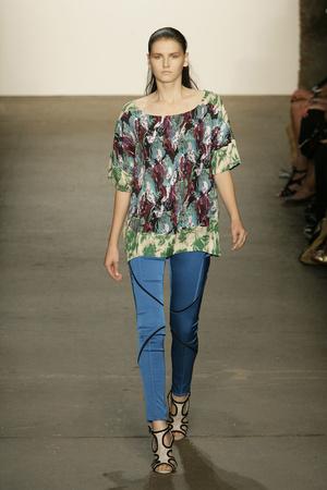 Показы мод Thakoon Весна-лето 2010 | Подиум на ELLE - Подиум - фото 3075