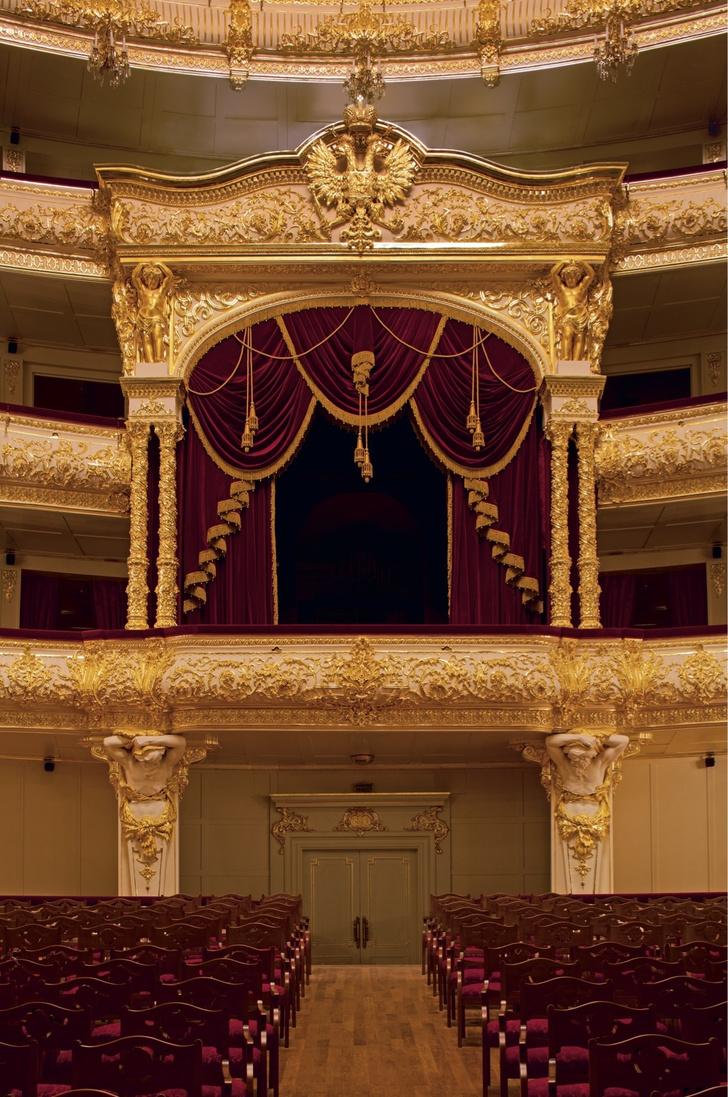 «Ингосстрах» стал партнером Большого театра (фото 2)