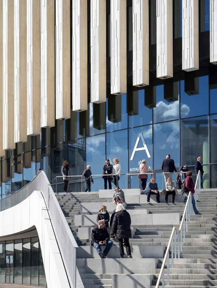 Арена в Копенгагене фото [3]