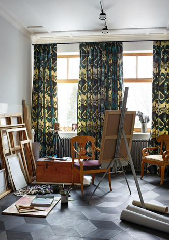 Династия: квартира Александры Вертинской (фото 0)