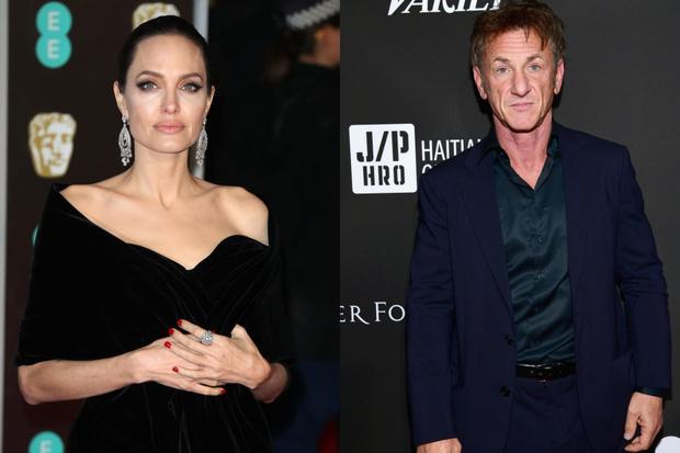 СМИ: Анджелина Джоли встречается с Шоном Пенном (фото 1)