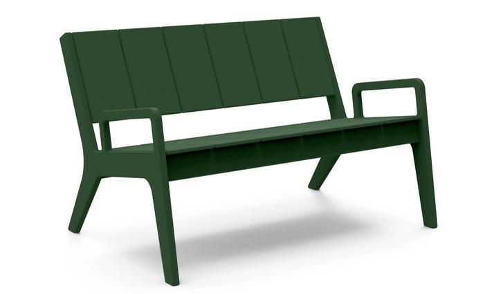 Хорошо сидим: 15 дизайнерских скамеек для дачи (фото 14)