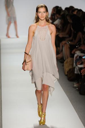 Показы мод Rebecca Taylor Весна-лето 2012 | Подиум на ELLE - Подиум - фото 2078