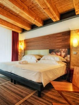 Цена классического номера в Hotel Veronesi La Torre 138 евро