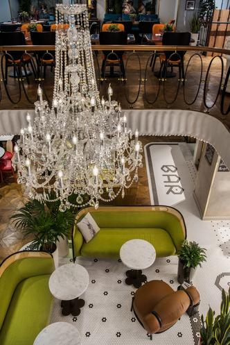 Кафе-гостиная «Гретель» в Москве (фото 11.2)