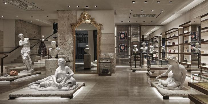 Новая опера: бутик Dolce & Gabbana в Майами (фото 2)