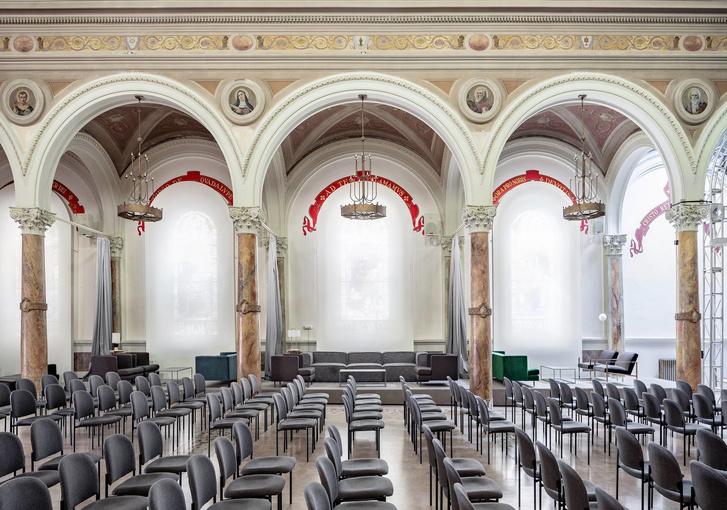 Культурный центр от студии balbek bureau  в Сан-Франциско (фото 18)