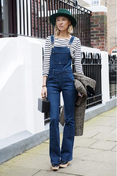 С чем носить джинсы осенью фото | галерея [5] фото [3]