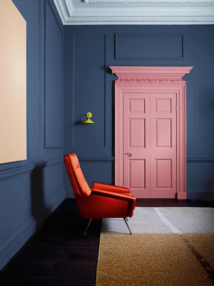 Тренды 2020: 9 самых модных цветовых сочетаний для дома (фото 20)