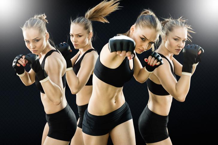 Зачем женщине заниматься боксом?