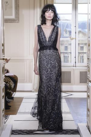 Показ Schiaparelli коллекции сезона Весна-лето 2018 года Haute couture - www.elle.ru - Подиум - фото 671351