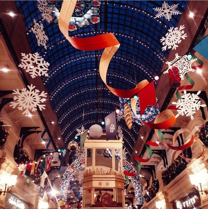 Зимняя сказка: лучший рождественский декор 2018 (фото 50)