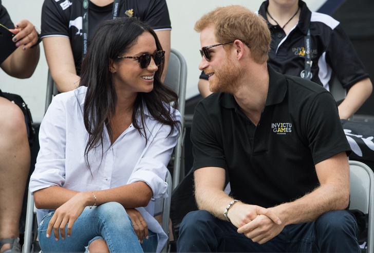 Первое совместное интервью принца Гарри и Меган Маркл (фото 3)