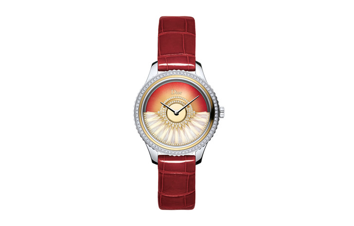 Dior представил новые часы Dior VIII Grand Bal Plume