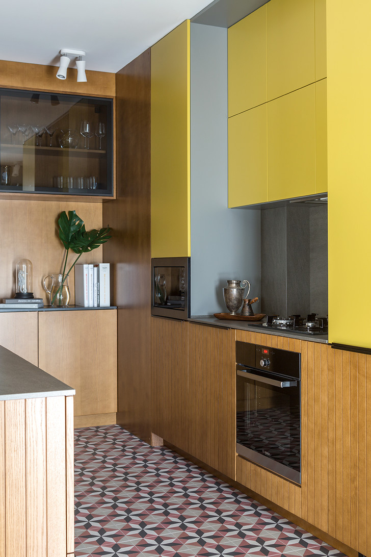Квартира 65 кв.м: проект декораторов Влады Петерсон и Натальи Забановой (фото 11)