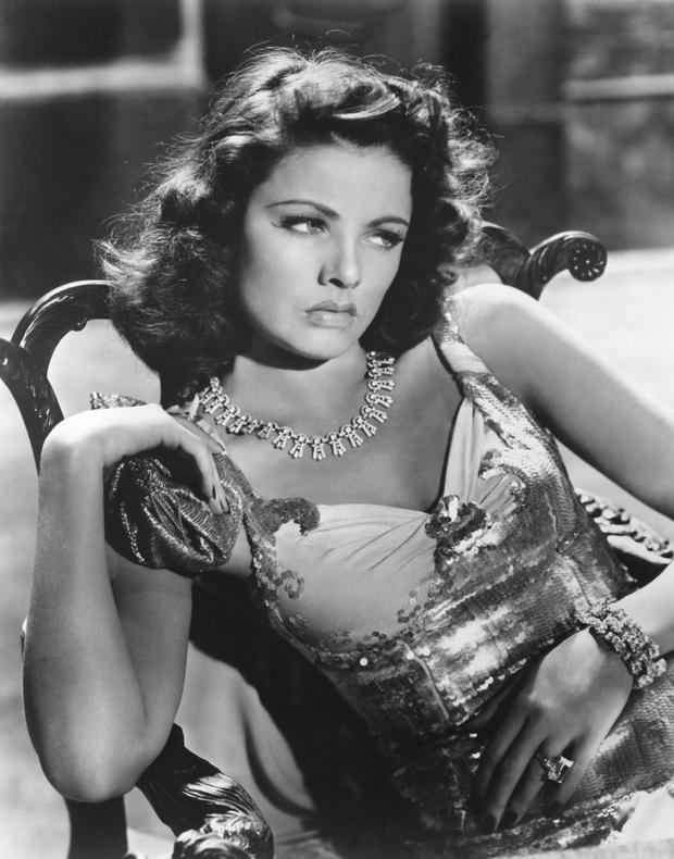 Невероятные красавицы старого Голливуда, которых вы не знали (фото 5)