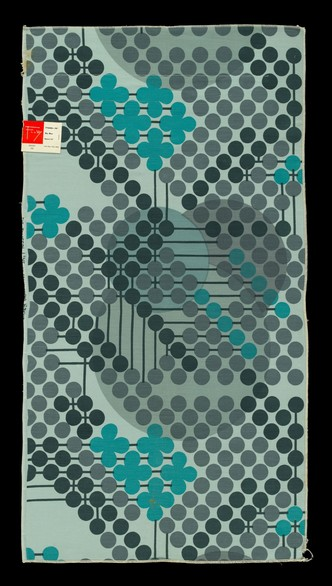Ткани по дизайну Фрэнка Ллойда Райта на выставке в Нью-Йорке (фото 2.2)