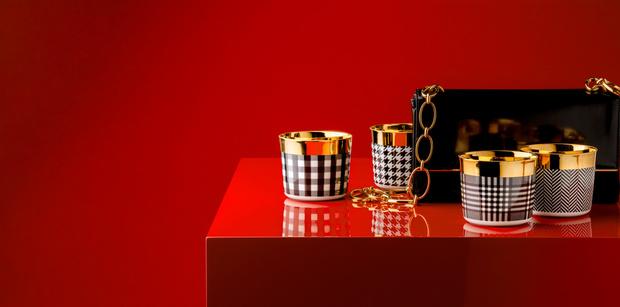 «Глоток золота»: обновленная коллекция Sieger by Fürstenberg (фото 5)