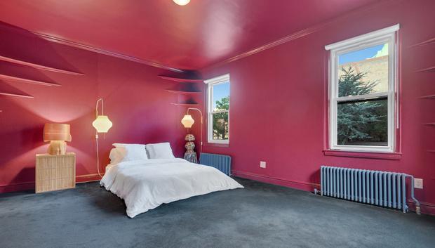 Тайная комната: лучшие спальни в звездных домах (фото 23)