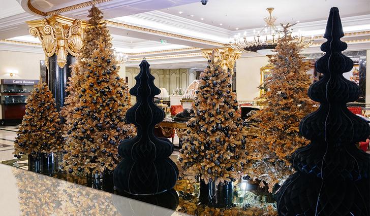 Планы на новогоднюю ночь: утонченные ужины в лучших отелях Москвы (фото 11)