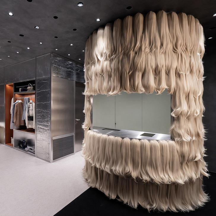 Модный бутик One-Off в Милане по дизайну Dimore Studio (фото 3)