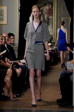 Показы мод Bouchra Jarrar Осень-зима 2011-2012 | Подиум на ELLE - Подиум - фото 2112