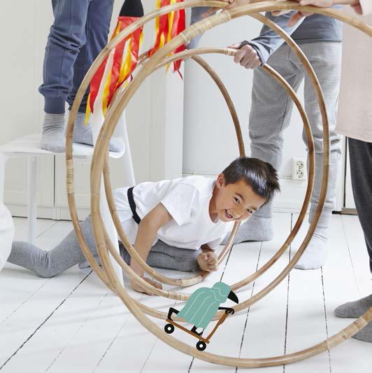 Вместе веселее: новая серия игр ЛАТТО в магазинах ИКЕА | галерея [1] фото [3]
