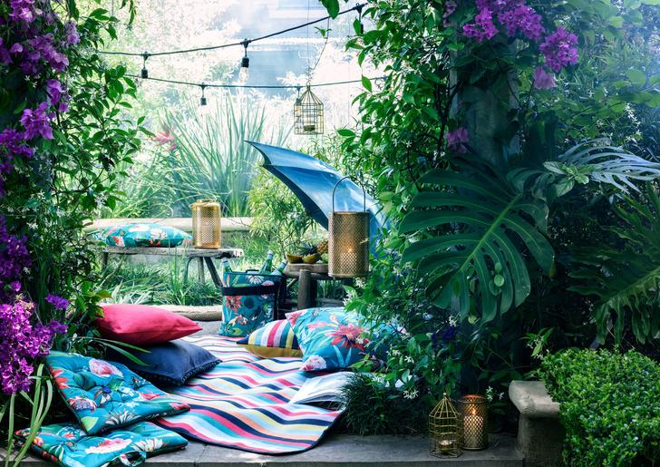 Летняя вечеринка в саду: 10 идей декора (фото 4)